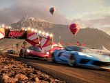 Forza Horizon 5 video game on Xbox Series X, Xbox One, and Windows PC