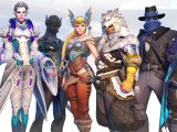 Overwatch video game on Xbox One, Xbox Series X, and PC