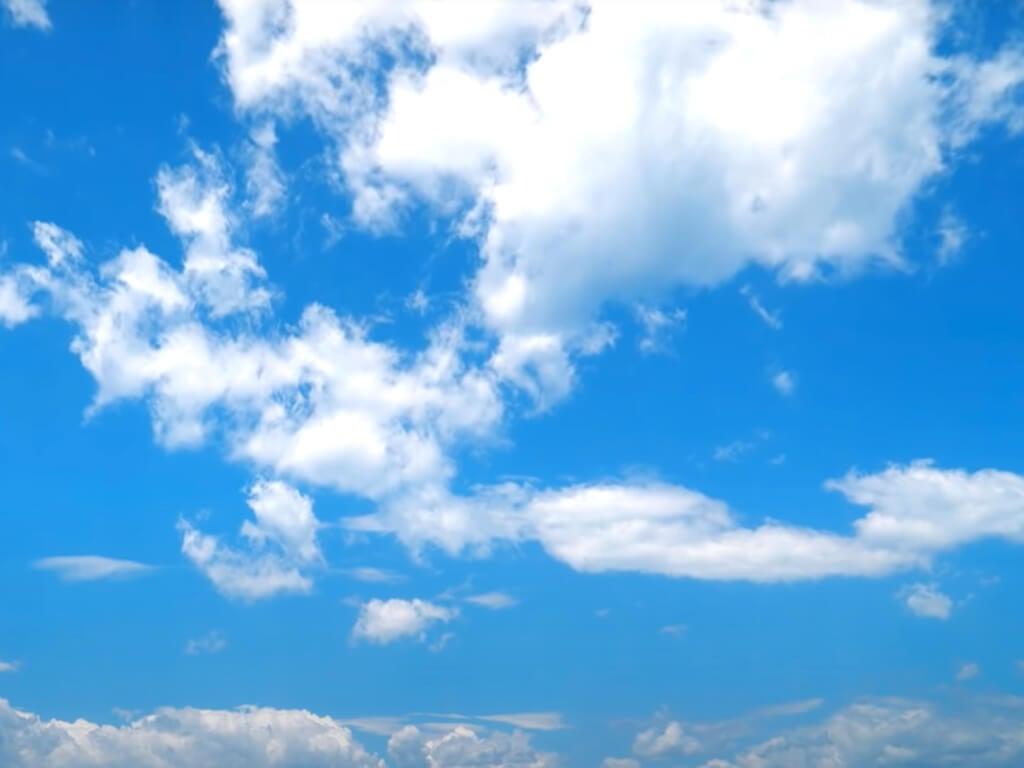 Microsoft windows clouds