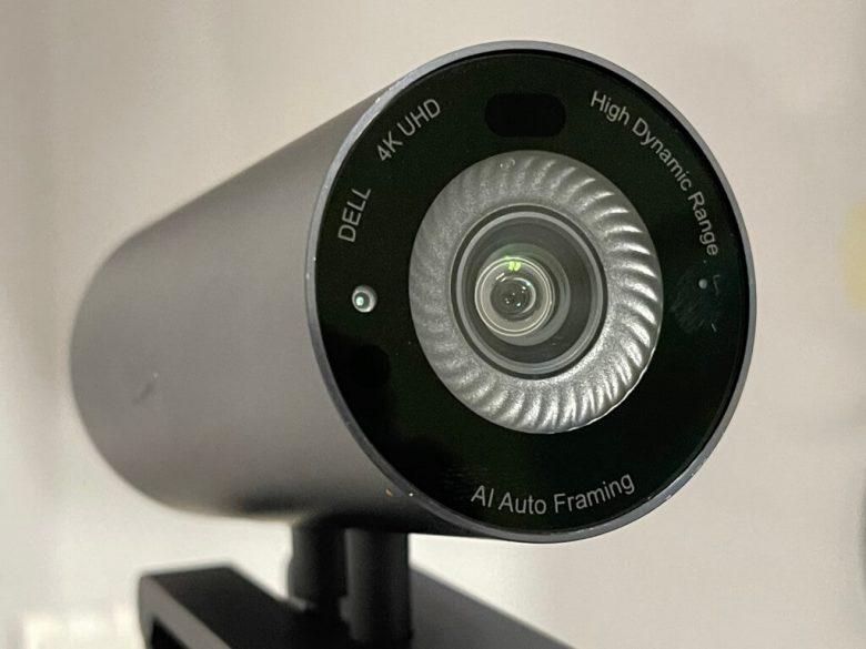 Dell ultrasharp webcam review: raising the bar for webcams