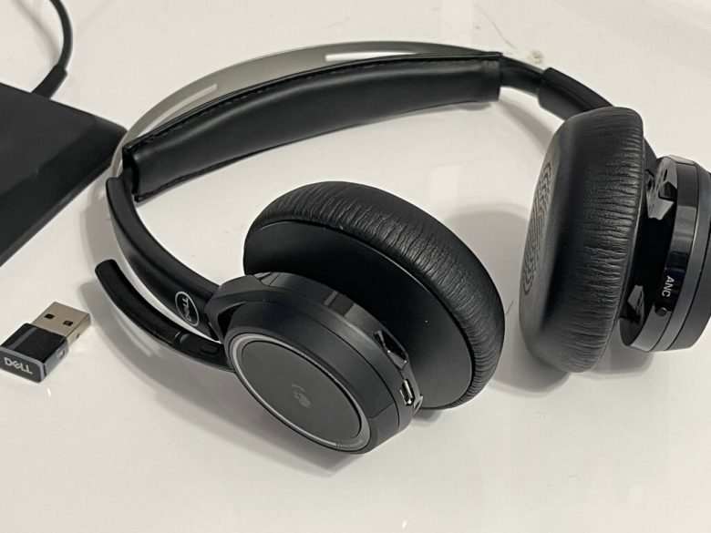 Dell premier wireless anc headset wl7022: great to make teams calls sound better
