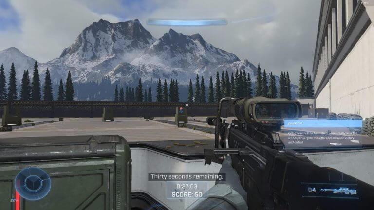 Hands-on video: halo infinite's first technical preview is a good taste of things to come - onmsft. Com - july 30, 2021