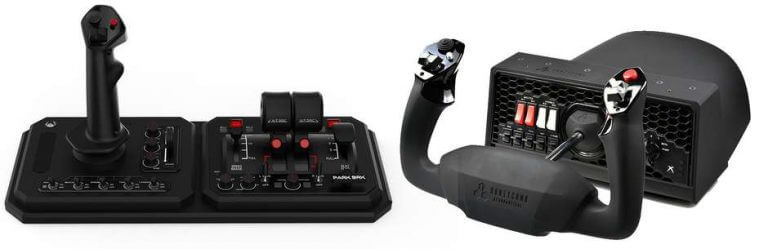 Here are the first officially licensed xbox accessories for microsoft flight simulator - onmsft. Com - july 22, 2021