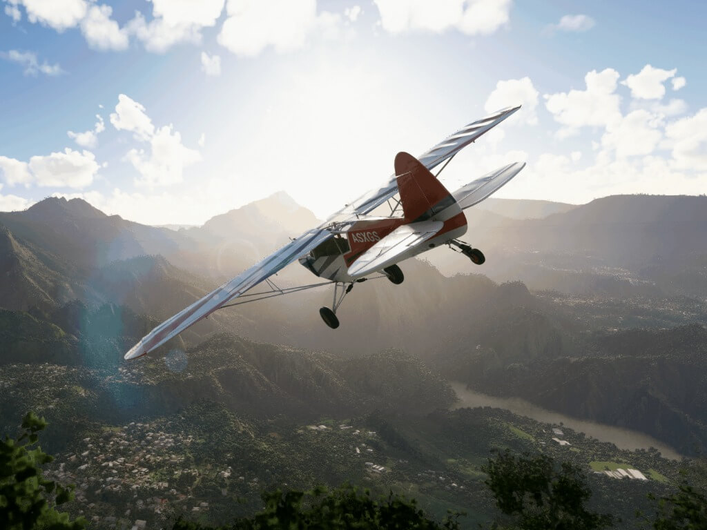 Hands-on: microsoft flight simulator on xbox series x is the next-gen experience i was waiting for - onmsft. Com - july 26, 2021