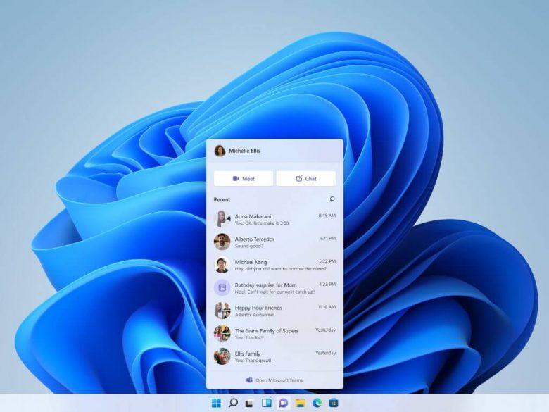 Windows 11's new chat app shows microsoft's big