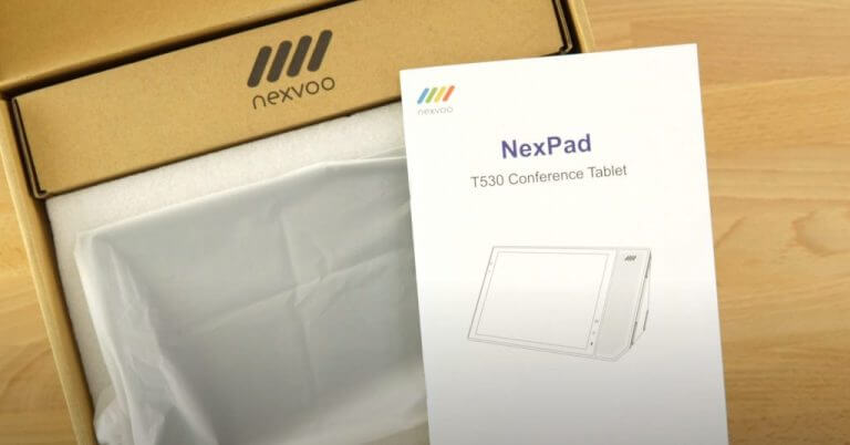 Nexvoo nexpad t530 conference tablet