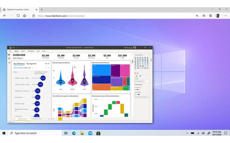Power bi - windows 365 cloud pc