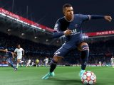 Fifa 22 video game on xbox series x and xbox one