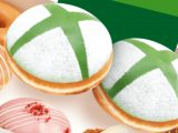 Krispy kreme xbox donuts