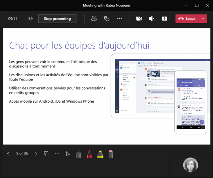 Microsoft teams now lets users translate slides in powerpoint live presentations - onmsft. Com - july 19, 2021