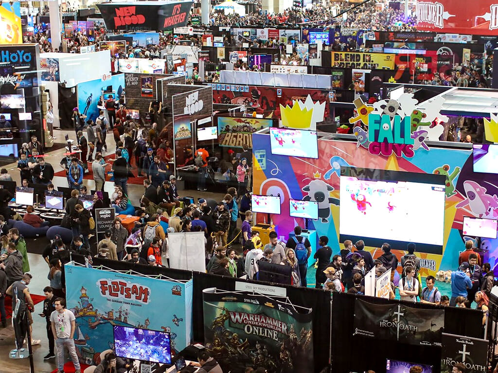 Pax video game convention
