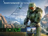 New halo infinite dynamic background is now available on xbox series x|s consoles - onmsft. Com - august 27, 2021