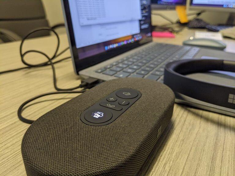 Microsoft modern accessories - speaker