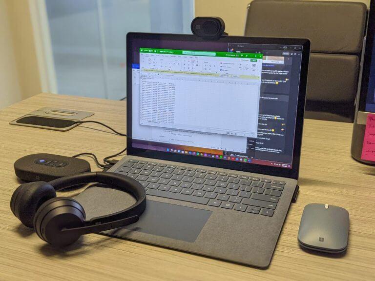 Microsoft modern accessories - all