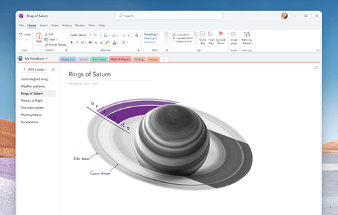 Microsoft's two onenote apps for windows are about to become one in 2022 - onmsft. Com - august 5, 2021
