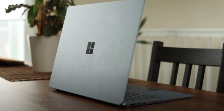 Surface laptop 4 review: fourth times a charm for microsoft - onmsft. Com - august 16, 2021