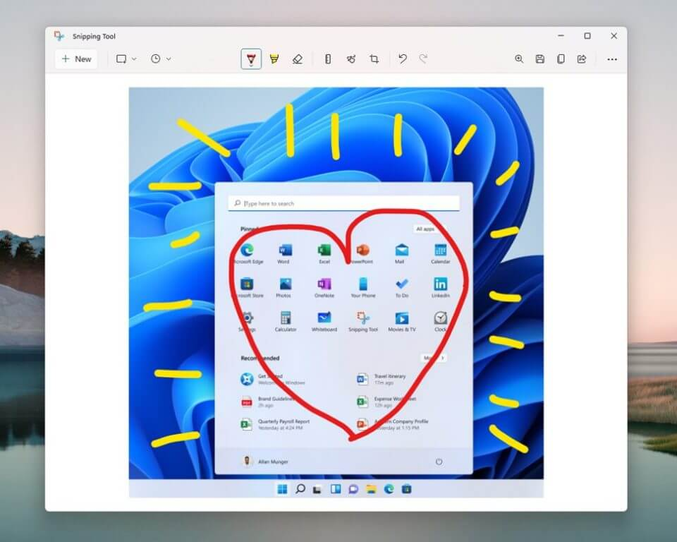 Microsoft rolls out the first inbox app updates in windows 11 — covers mail+ calendar, snipping tool, calculator - onmsft. Com - august 12, 2021