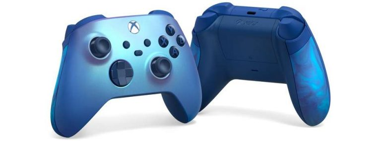 New xbox controller aqua shift special edition goes up for pre-order ahead of august 31 launch - onmsft. Com - august 3, 2021