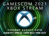 Xbox event gamescom 2021