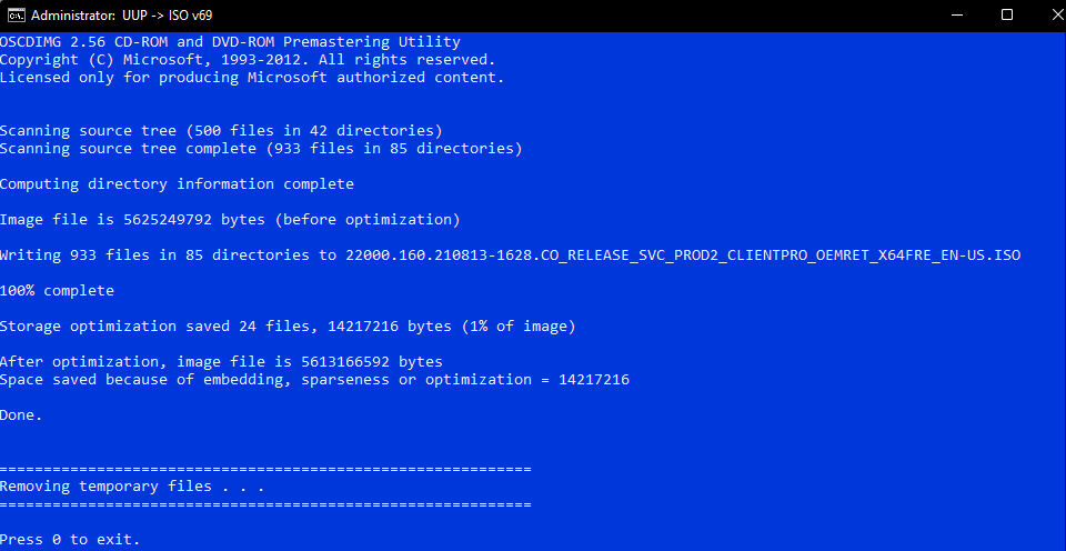 How to install any new windows 11 build as an iso effortlessly - onmsft. Com - august 26, 2021