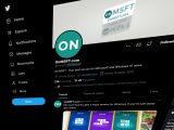 Twitter app on windows 11