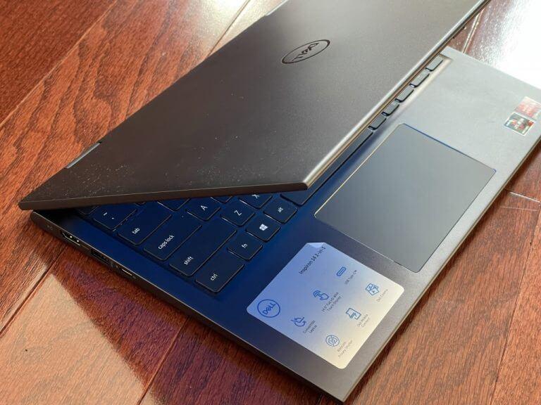 Dell inspiron 14 2-in-1 design