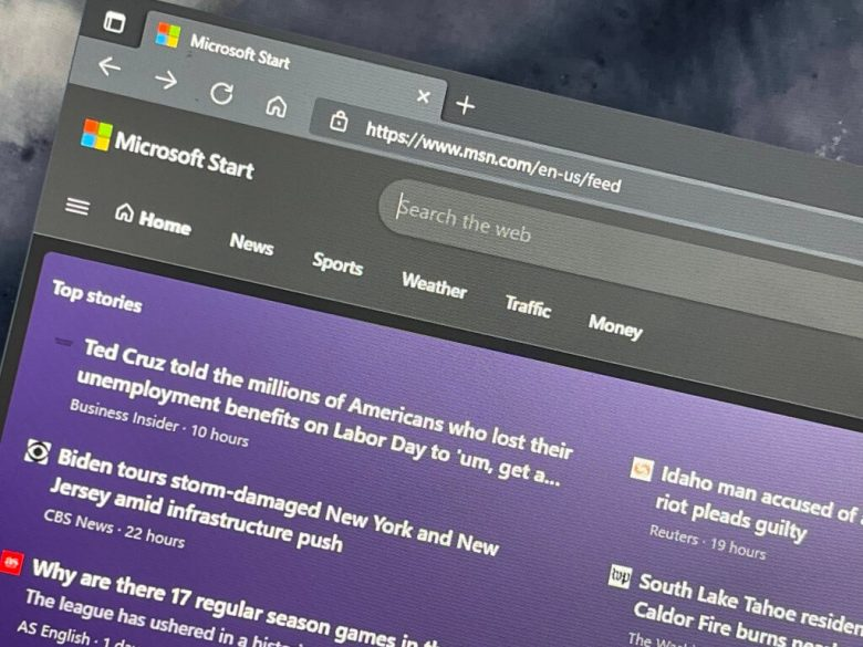Tips & tricks - how to get the most out of the new microsoft start experience
