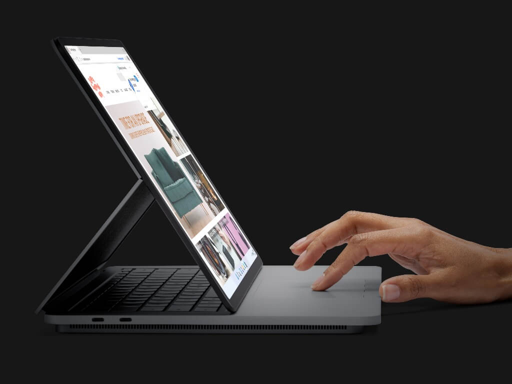 Surface event 2021: surface laptop studio is microsoft's new ultimate laptop for creative pros - onmsft. Com - september 22, 2021