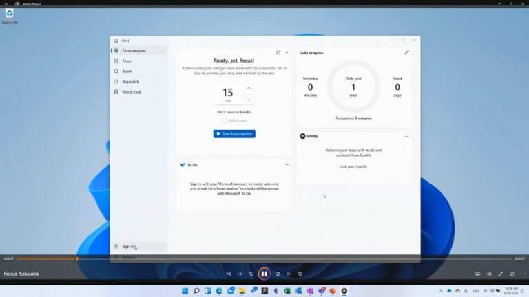 Microsoft briefly shows new media player app for windows 11 - onmsft. Com - september 29, 2021