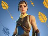 Fortnite unreal engine 5 character skin.