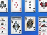 Halo theme in microsoft solitaire collection