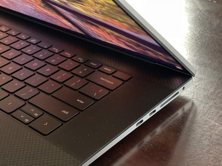 Dell xps 17 review: the ultimate laptop for creators - onmsft. Com - october 14, 2021