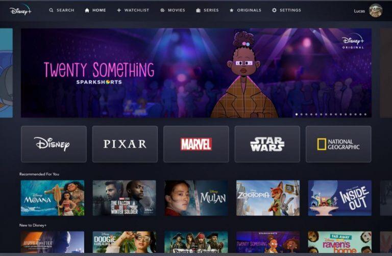 Disney+ app now available on windows 10 & windows 11 microsoft store - onmsft. Com - october 4, 2021
