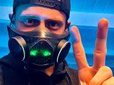 Razer zephyr smart mask