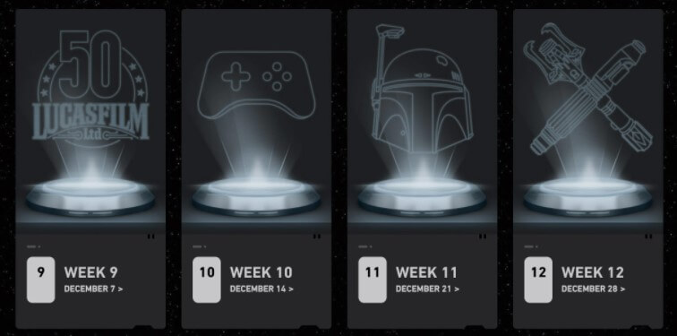 Star wars gaming icon